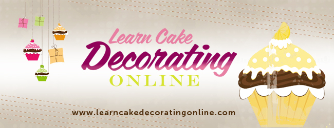 Learn cake Decorating Online