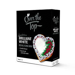Over the Top Brilliant White Royal Icing
