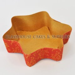Christmas Cake Containers - Star