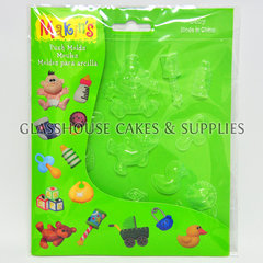 Makins Baby Push Molds
