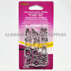 Mini Holiday Metal Cutters
