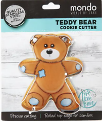 Teddy Bear - Mondo Cookie Cutter
