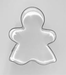 Wilton Gingerbread Girl Cookie Cutter