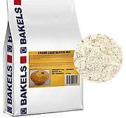 Bakels Creme Muffin Mud Mix - 4kg
