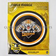 Wests Tigers Edible Image