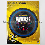 Penrith Panthers Edible Image