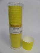 Baking Cups Small Yellow