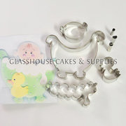 Baby Bathtub Cutter Set