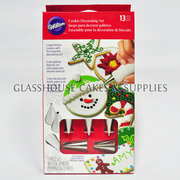 Wilton Cookie Decorating 12 Piece Piping