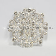 Diamante Brooch K520