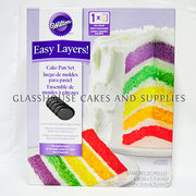 Easy Layers cake pan set