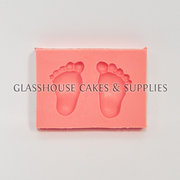 Feet Silicone Mold