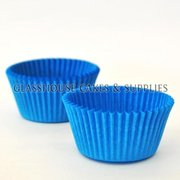 50 Patty Cups Blue