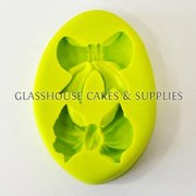 2 Plump Ribbon Silicone Moulds