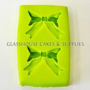 2 Ribbon Silicone Moulds