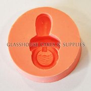Baby Pacifier Dummy Silicone Mold