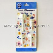 Flower Blossom Plunger Cutter - Medium