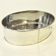 Oval Baking Tin 10x7in