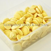 Couverture White Chocolate 600g