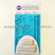 Wilton Baroque Fondant & Gum Paste Mold