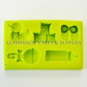 Baby Things Molds