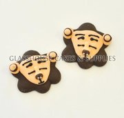 Lion Edible Toppers - 6 pack
