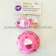 Cupcake Combo Pack - Princess