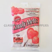 Candy Melts - Pink / Vanilla