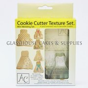 Mini Wedding Cutter & Texture Set