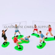Wilton Soccer Cake Topper Characters