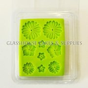 Small Flowers Silicone Mold