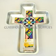 Cross Shaped Tin