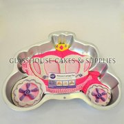 Princess Carriage Tin