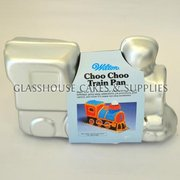Choo Choo Train 3D Tin
