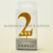 Gold 2 Candle