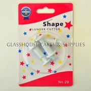Star Shaped Plunger Cutters