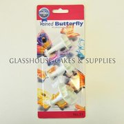 Veined Butterfly Plunger Cutter Small