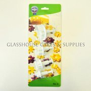 4 Flower Plunger Cutter