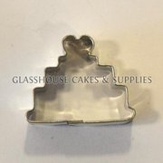 Mini Wedding Cake Cutter