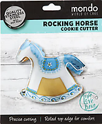 Rocking Horse - Mondo Cookie Cutter