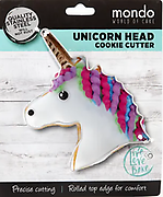 Unicorn Head - Mondo Cookie Cutter