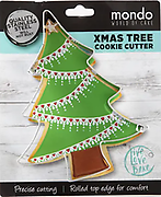 Xmas Tree - Mondo Cookie Cutter