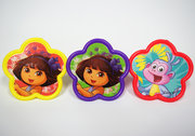 Dora The Explorer Flower Party Rings
