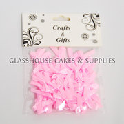 Small Decorative Ribbons Pink